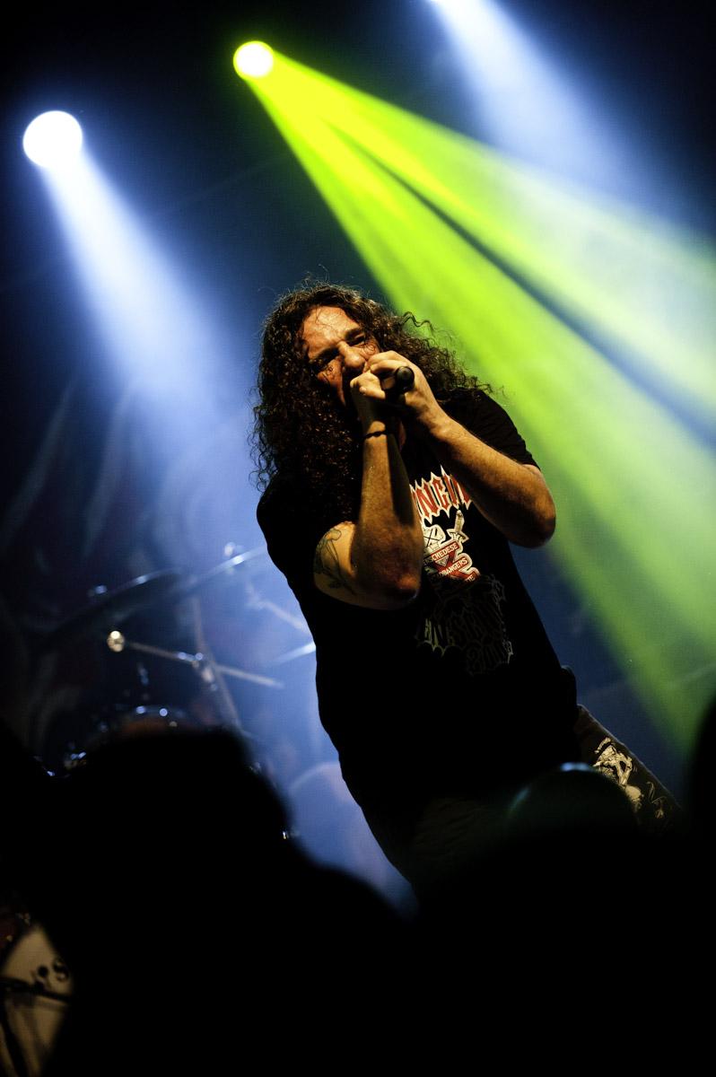 Fotos vom SUO – Festival am 10.11.2012 in Otzenhausen mit Tankard, Ancient God's, Crossplane und weiteren Bands