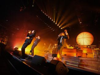 Fotos von Seeed am 28.11.2012 in der Lanxess Arena, Kšln