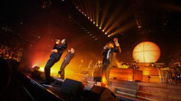 Fotos von Seeed am 28.11.2012 in der Lanxess Arena, Köln