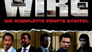 THE WIRE – mit der fünften Staffel ist eine der besten Fernsehserien der Gegenwart endlich komplett
