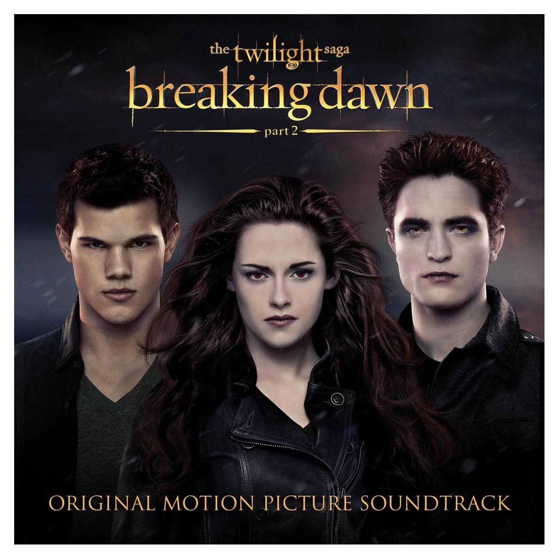 """""""Twilight Breaking Dawn Part II"""" wirft seine Schatten voraus mit dem Soundtrack zum Film"""