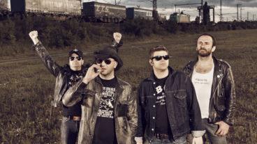 """Black Sheriff veröffentlichen mit """"Night Terrors"""" ihr 3. Album am 09.11.2012"""