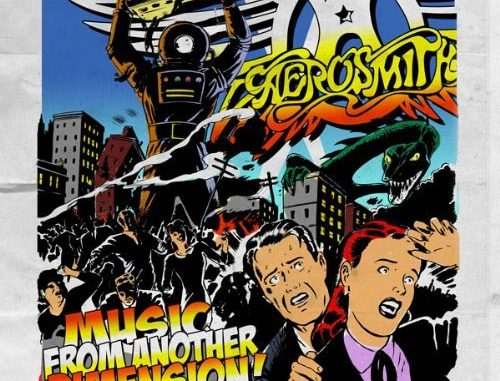 Cover Aerosmith