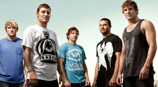 Parkway Drive, 24.11.2012