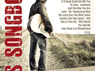 Singer Songwriter - Das Songbook - 24 Songs für Gitarre transkribiert von Manuel Grütter