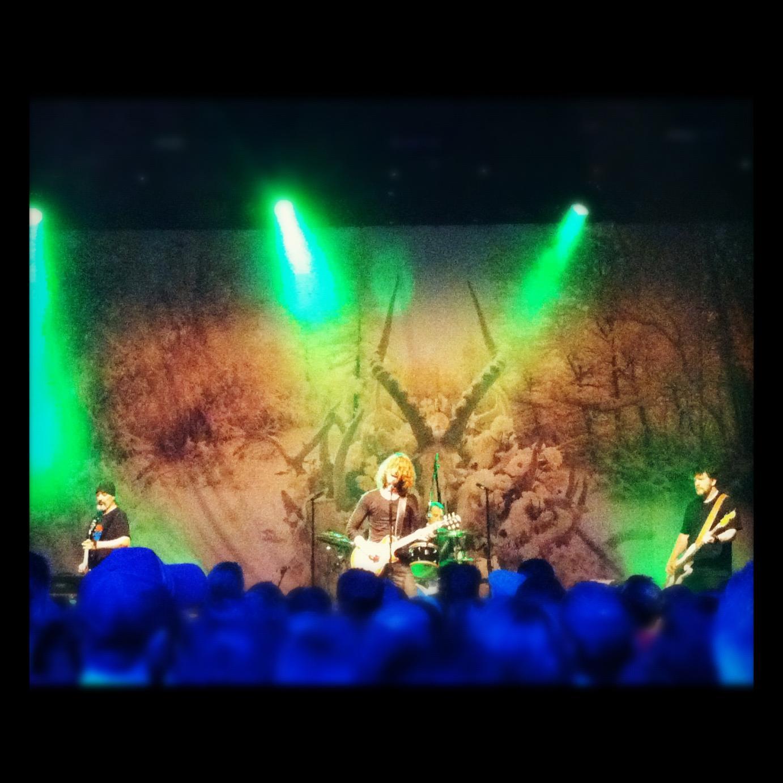 Soundgarden-Konzertfilm