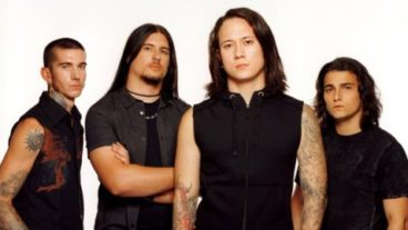 Trivium Tour, Support: Caliban, As I Lay Dying, Up On A Burning Body