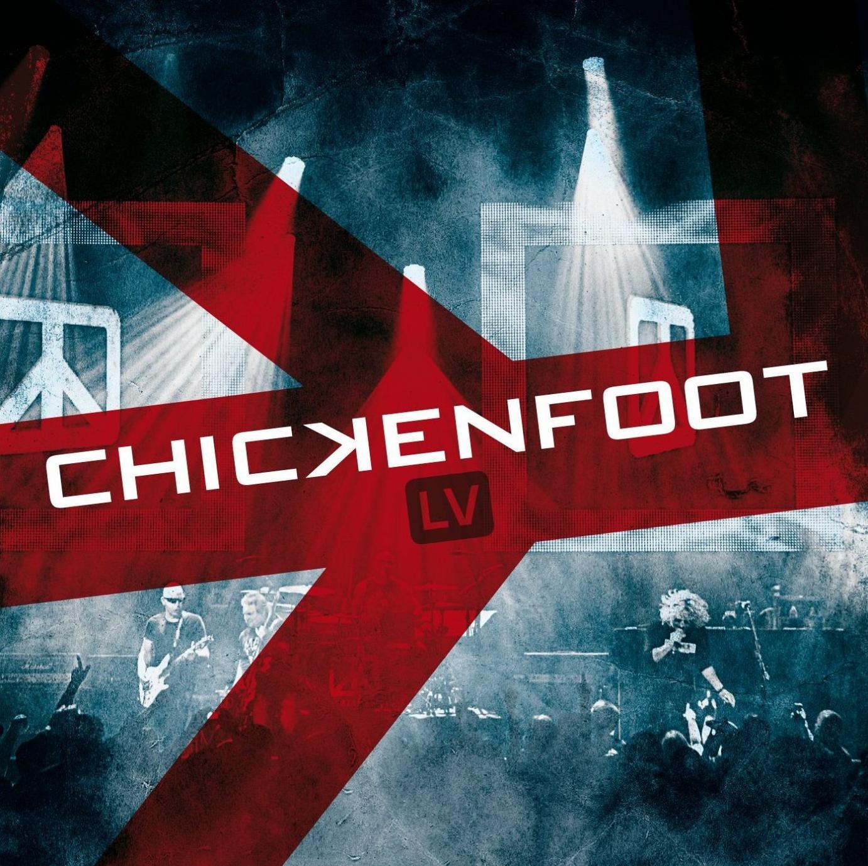 """CHICKENFOOT – die Supergroup und ihr zweites Livealbum """"LV"""""""