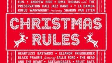 """Neue Compilation """"Christmas Rules"""" mit Weihnachtsklassikern im neuen Gewand"""