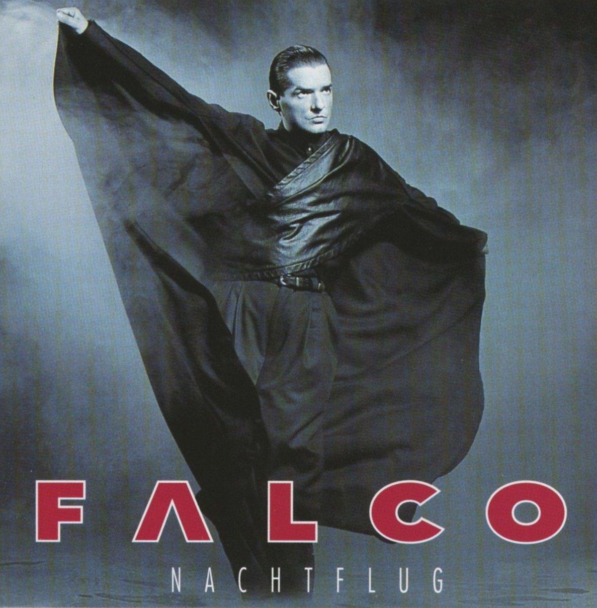"""Falcos """"Nachtflug"""" und """"Out Of The Dark"""" als remasterte Neuauflagen mit Bonus-CD"""