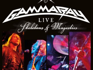 Gammy Ray_Skeletons & Majesties Live_CD_Cover_web