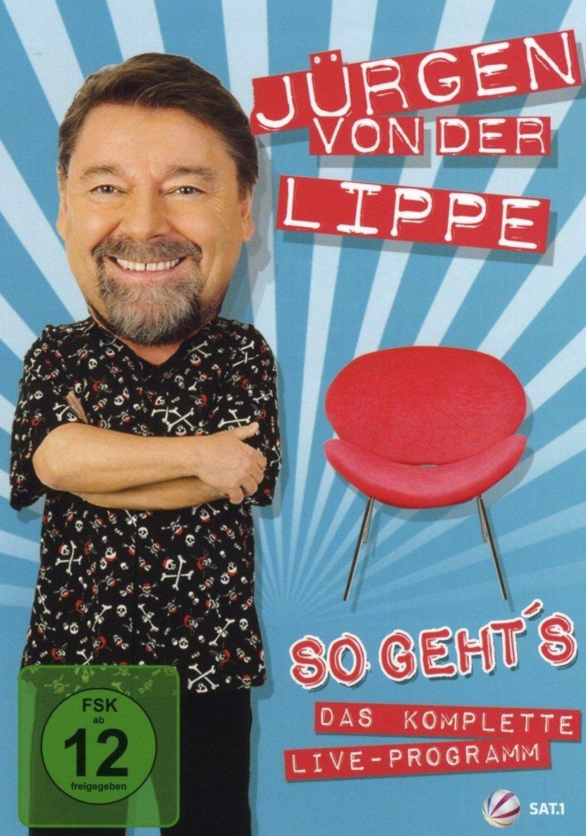 Jürgen von der Lippe erklärt uns, wie