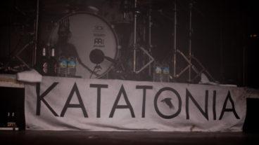 Katatonia am 02.12.2012 in der Live Music Hall in Köln