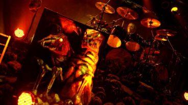 Fotos von Kreator und Support Morbid Angel am 19.12.2012 in der Garage Saarbrücken