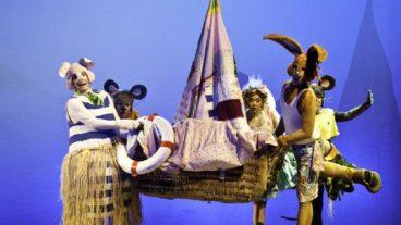 Prinzessin Lillifee verzauberte die Arena Trier mit einem Musical für die ganze Familie