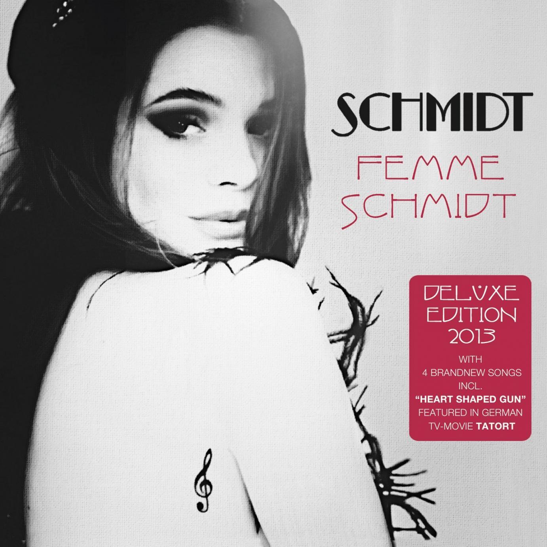 """Schmidt verschönert den Neujahrs-Tatort mit """"Heart Shaped Gun"""" – jetzt auch auf dem Album """"Femme Schmidt"""""""