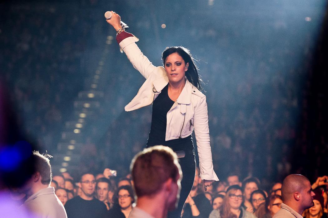 Und der Himmel reißt auf – Silbermond in der Lanxess Arena – Support: Kasalla und Tom Lüneburger