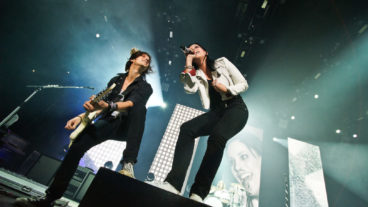 Fotos von Silbermond am 05.12.2012 in der Lanxess Arena, Köln