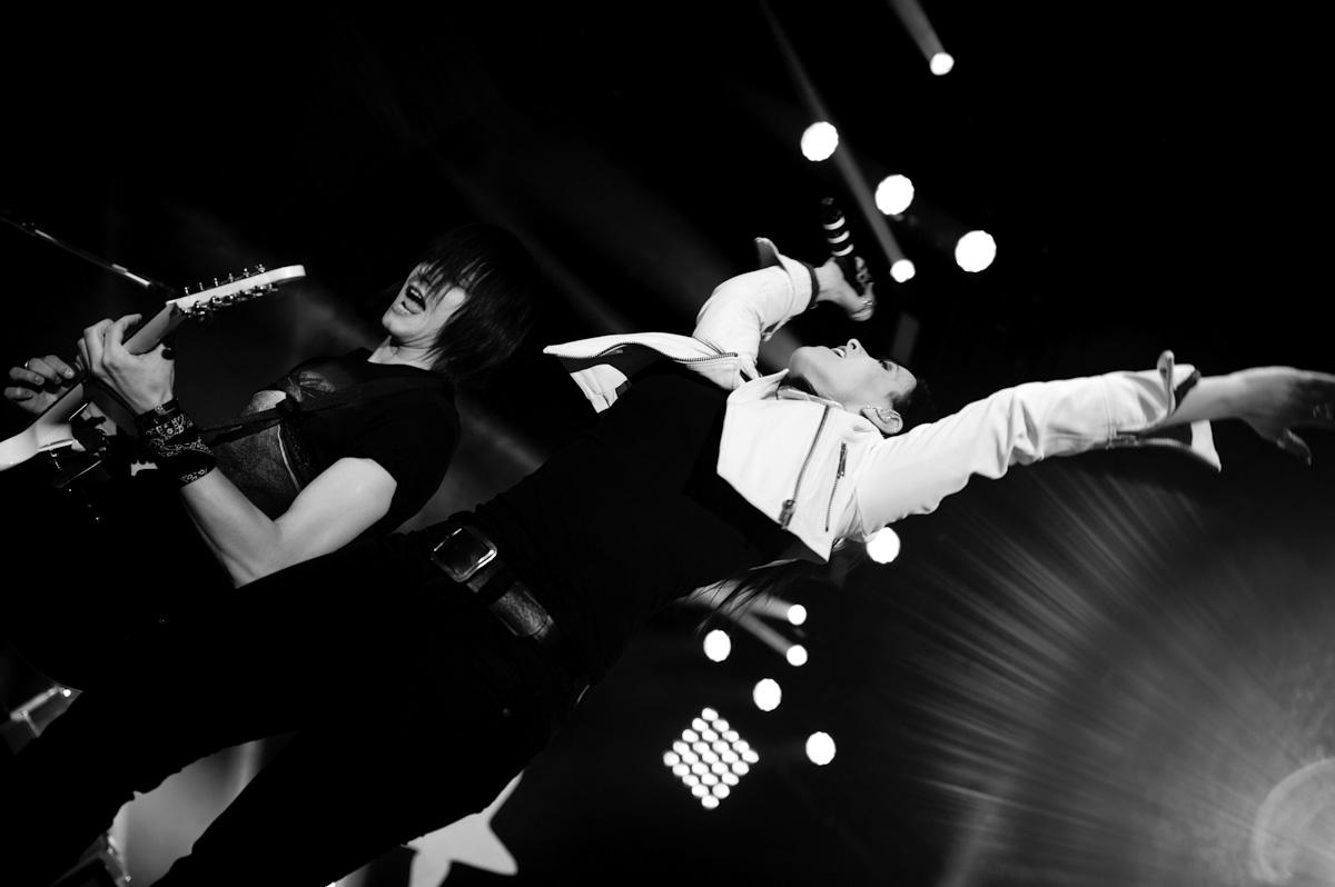 Fotos von Silbermond Himmel Auf Tour 2012 am 12.12.2012 in der Saarlandhalle Saarbrücken – Support Tom Lüneburger und The Outset