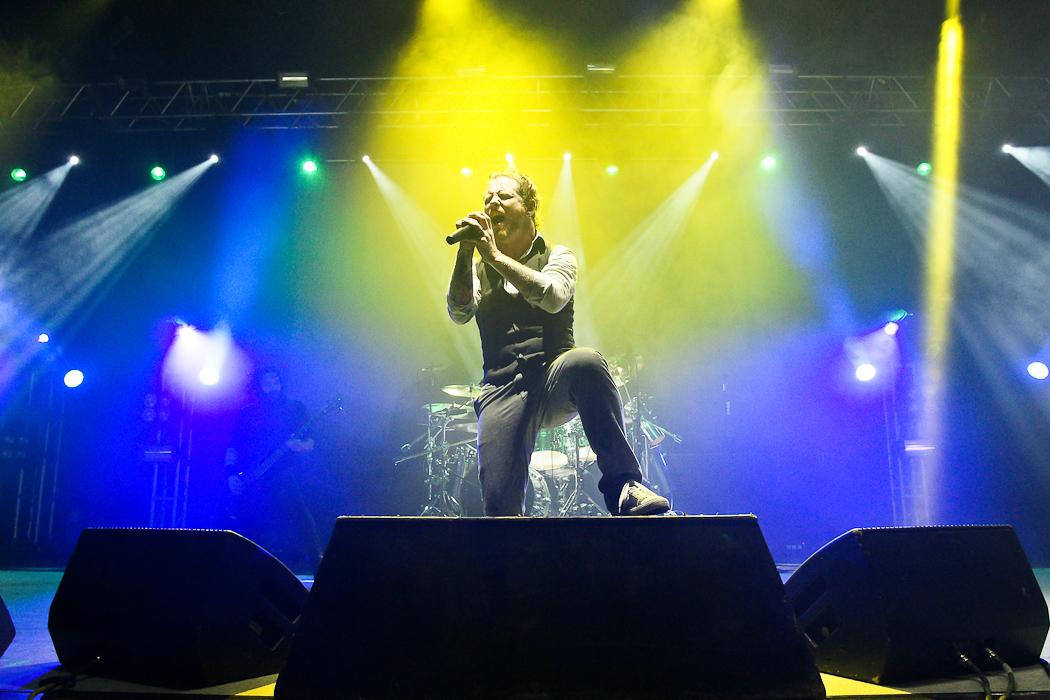 Fotos von Stone Sour am 03.12.2012 in der Stadthalle, Offenbach