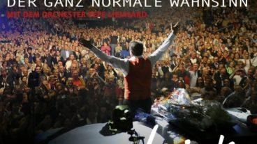 """Udo Jürgens liefert uns den """"Ganz normalen Wahnsinn – live"""" auf Doppel-CD"""