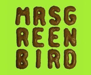 CD Cover Mrs Greenbird