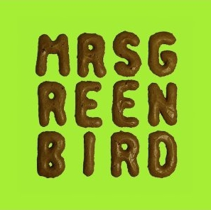 CD Cover Mrs Greenbird