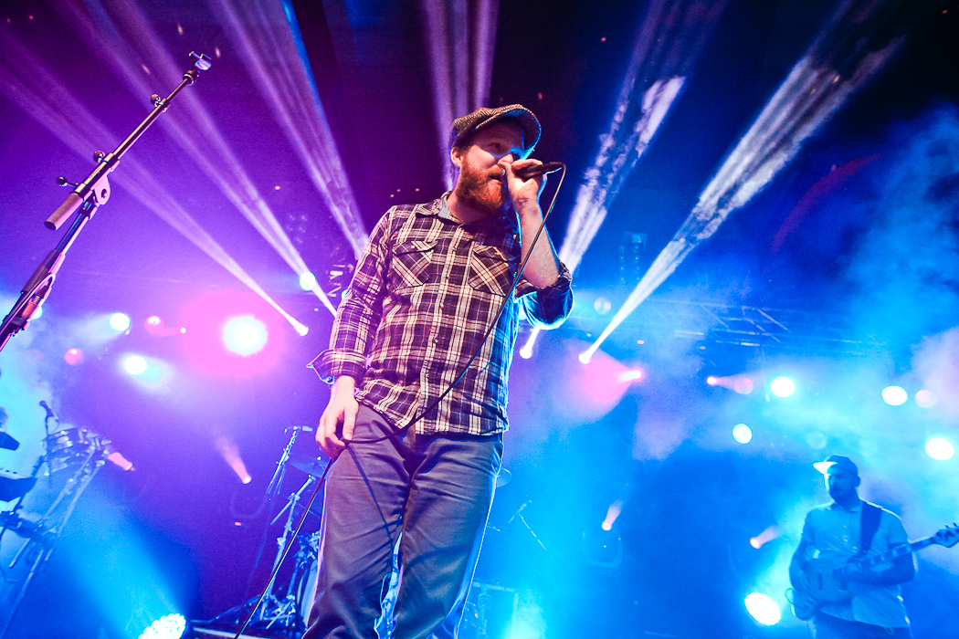 Fotos von Alex Clare am 29.01.2013 in der Live Music Hall, Köln
