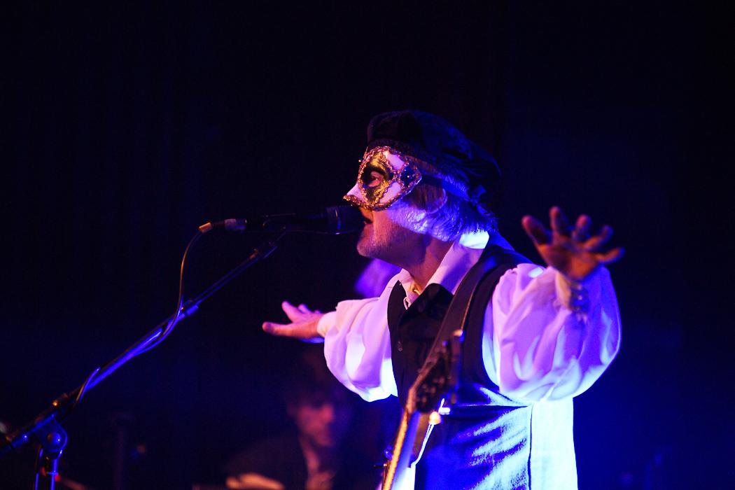 Fotos von Eloy am 23.01.2013 im Gloria Theater, Köln