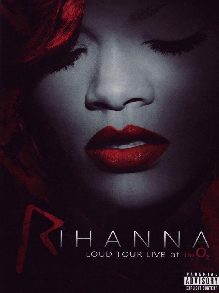 "Rihanna feiert ""Loud – Live At The O2"" auf DVD"