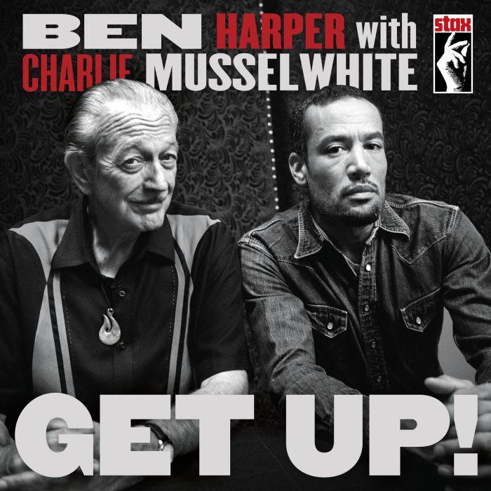 """Ben Harper und Charlie Musselwhite feiern auf """"Get Up!"""" den Blues!"""
