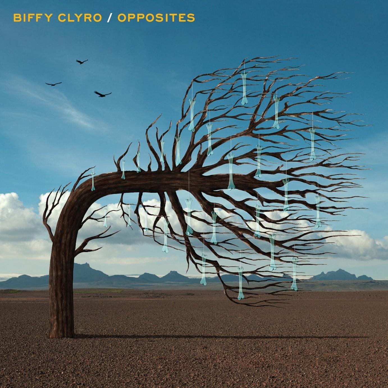 """Biffy Clyro setzen sich mit """"Opposites"""" ein Denkmal!"""