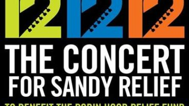 """Doppel-CD für den guten Zweck: """"121212 – The Concert For Sandy Relief"""""""
