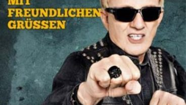 """Heino stellt die Musikwelt auf den Kopf: """"Mit freundlichen Grüßen"""""""