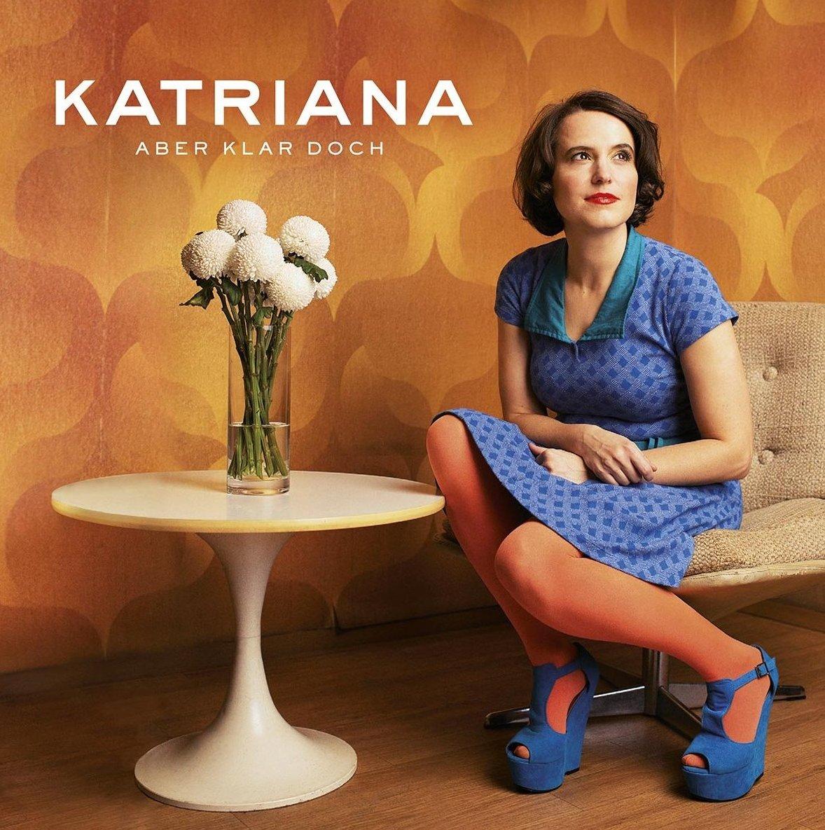 """""""Aber klar doch"""" – Katriana überzeugt auf ihrem dritten Album mit schonungslosen Pop-Chansons"""