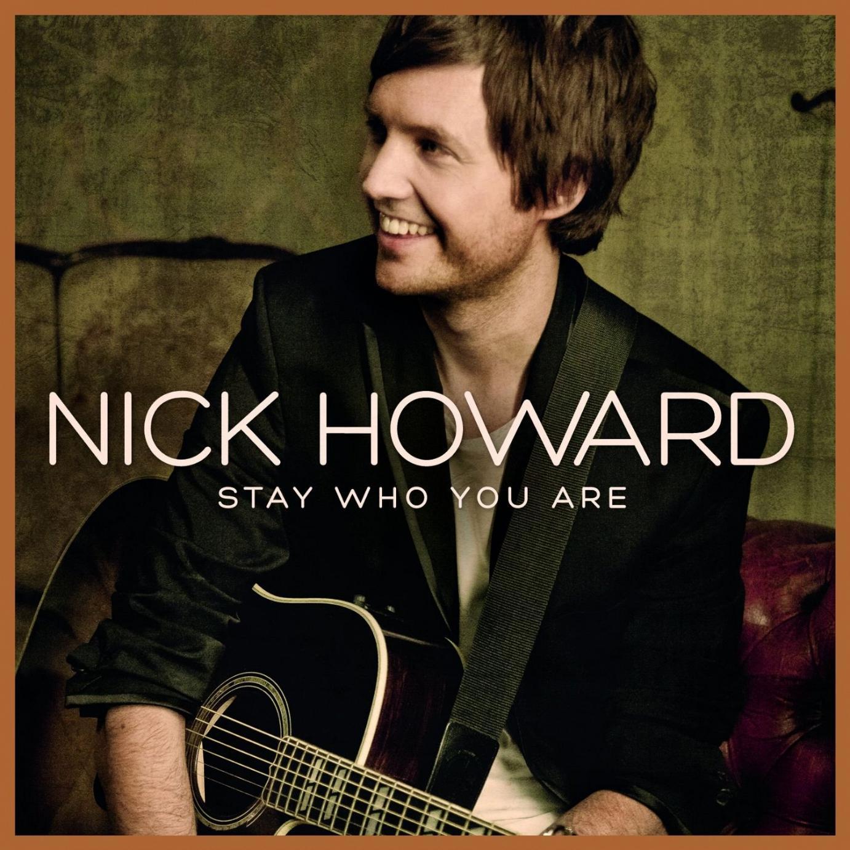 """The Voice-Gewinner Nick Howard präsentiert auf """"Stay Who You Are"""" überzeugenden Songwriter-Pop"""