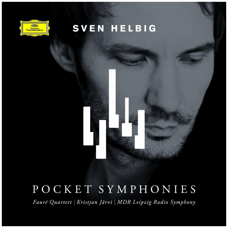 Sven Helbig verwöhnt uns mit kleinen Sinfonien für die Hosentasche: