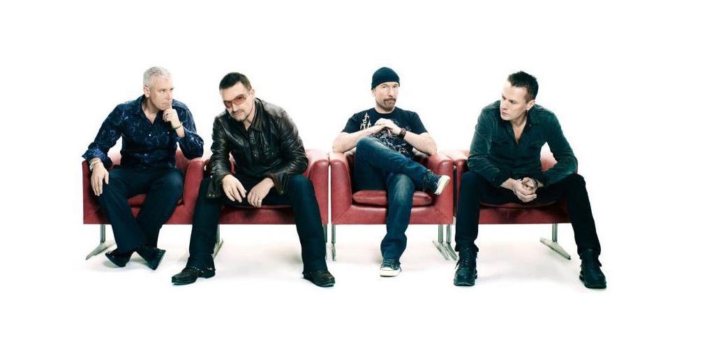 """U2 veröffentlichen neue Single """"Song For Someone"""" und Kurzfilm-Videoclip mit Woody Harrelson"""