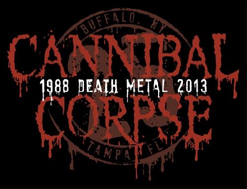 25 Jahre Cannibal Corpse müssen gebührend gefeiert werden!