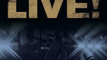"""BUSH jetzt auch """"Live!"""" auf DVD und BluRay – Konzertmitschnitt aus dem Roseland Theater in Portland, USA"""