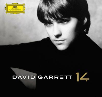 David_Garrett 14 CD Cover