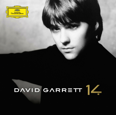 David_Garrett 14 CD Cover