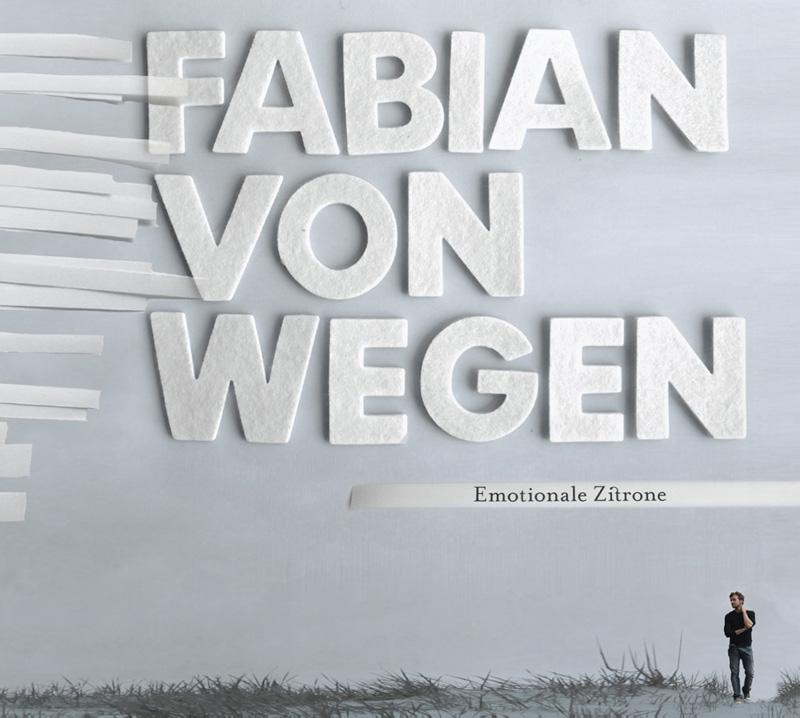 """Fabian von Wegen drückt die """"Emotionale Zitrone"""" aus"""