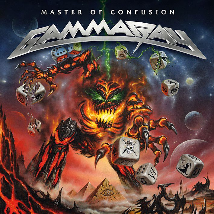 Gamma Ray neues Album Master Of Confusion