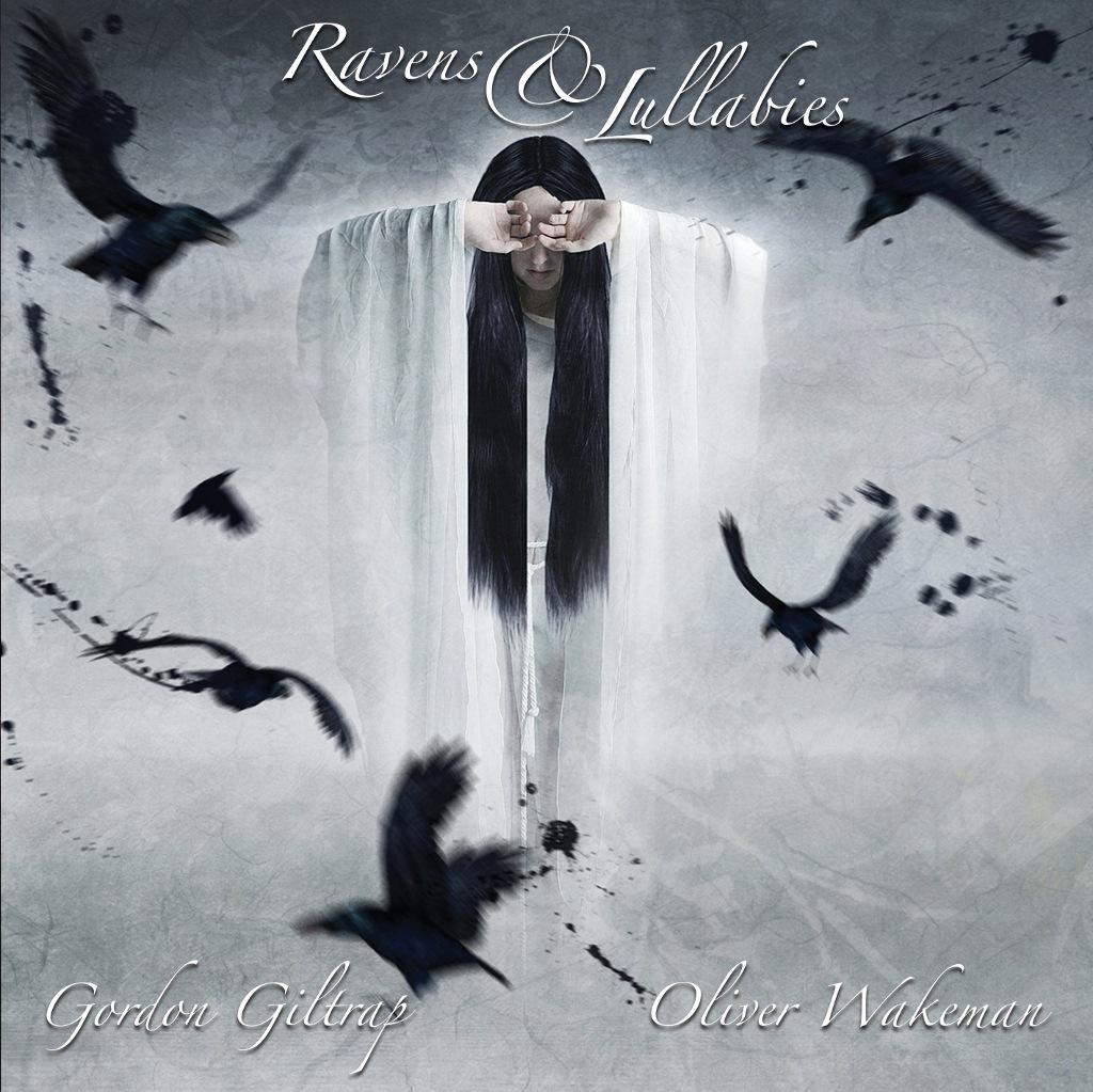 """Songwriter Gordon Giltrap und Ex-Yes-Keyboarder Oliver Wakeman mit ihrem verträumten Epos """"Ravens & Lullabies"""""""
