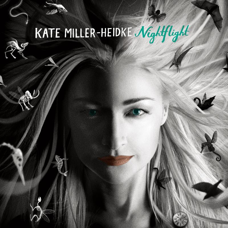 """Popmusik der Extraklasse: Die australische Sängerin Kate Miller-Heidke präsentiert ihr aktuelles Album """"Nightflight"""""""