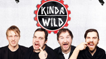 Kellner_AlbumCover_Kinda Wild_500