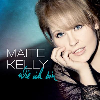 """Maite Kelly zeigt sich auf ihrem aktuellen Album """"Wie ich bin"""" von einer neuen Seite"""