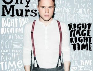 Olly Murs Right Place Right Time CD Cover
