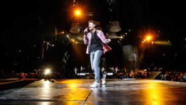 Fotos von PUR am 05.03.2013 in der Lanxess Arena, Köln